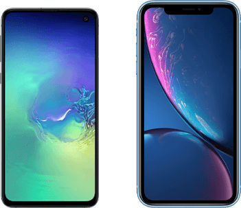 galaxy note 10 vs iphone 11