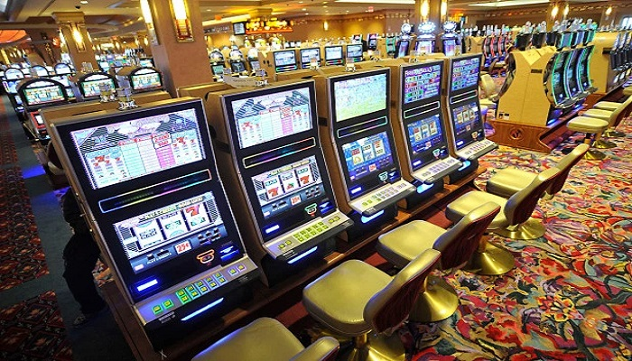 casino cash no deposit Slot Machine